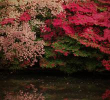 Enchanted Garden  Sticker