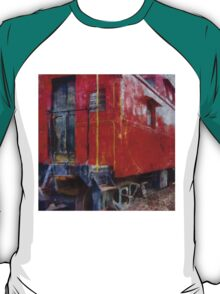 Old Red Caboose T-Shirt