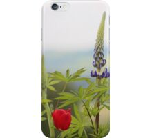 Beauty from bulbs iPhone Case/Skin