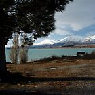 Lake Tekapo, South Island, New Zealand by jcoates