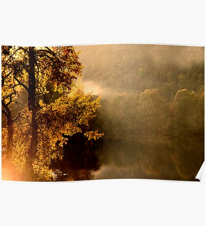 Autumn Color Glory Poster