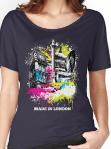 Made in London Women's Relaxed Fit T-Shirt