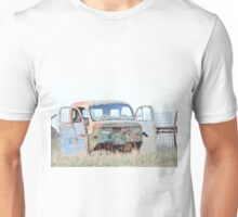 Rusty Truck Unisex T-Shirt
