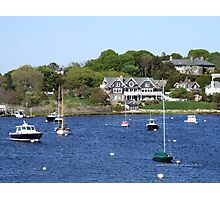 A View from Napatree Point - Bay in Watch Hill 2015 _ 2 Photographic Print