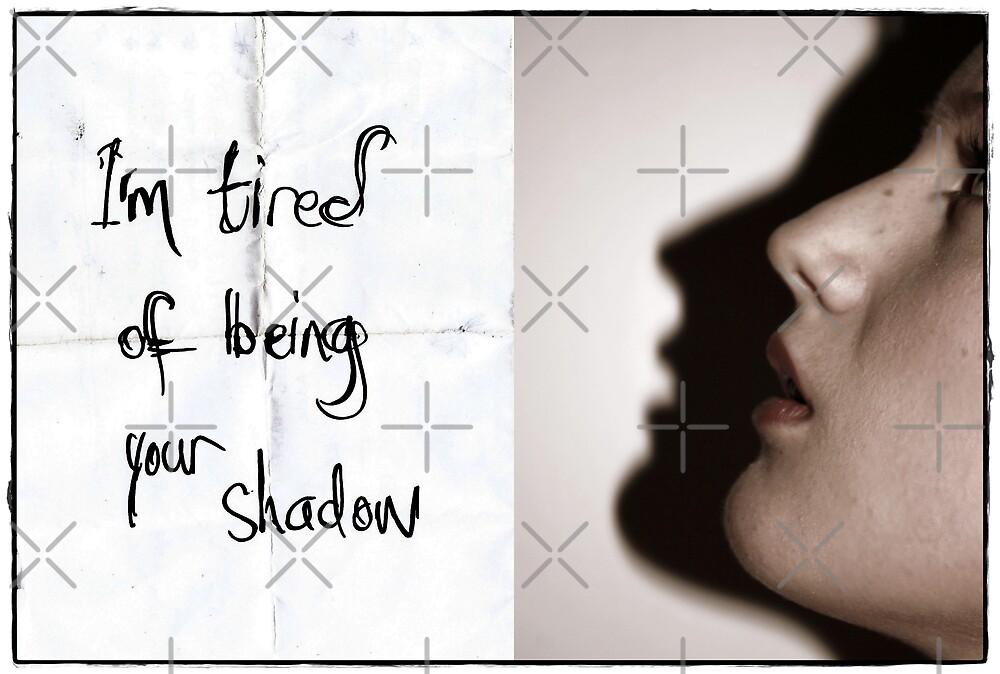 My friend, the shadow. by Fiona Christensen