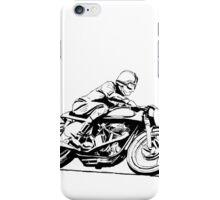 Norton Vintage Motorcycle iPhone Case/Skin
