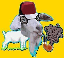 goat by kattskit