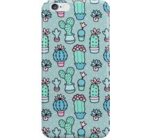 Pretty Cacti iPhone Case/Skin