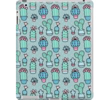 Pretty Cacti iPad Case/Skin