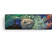 Feuilleton - Endless story Canvas Print