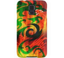 DRAGON RAMPANT Samsung Galaxy Case/Skin