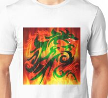 DRAGON RAMPANT Unisex T-Shirt