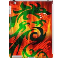 DRAGON RAMPANT iPad Case/Skin
