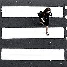 film crossing by Martin Pickard