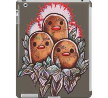 Dugtrio iPad Case/Skin