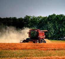 Harvest Storm by Larry Trupp