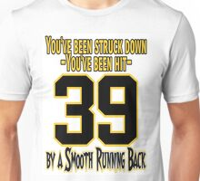 Smooth Running Back Unisex T-Shirt