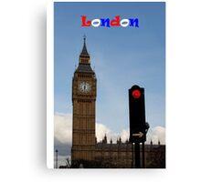 London England Canvas Print