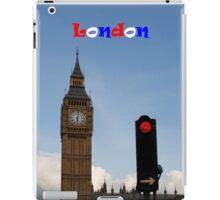 London England iPad Case/Skin