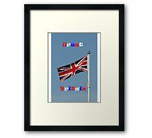 Great Britain Framed Print