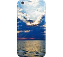 Sunrise on an Island in the Gulf of Mexico from VivaChas iPhone Case/Skin