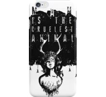True Detective fan art iPhone Case/Skin