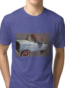 Drive In Pedal Car Tri-blend T-Shirt