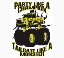 Tailgate Monster by spaceyqt