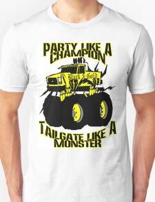 Tailgate Monster Unisex T-Shirt