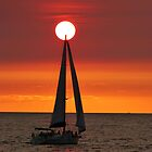 touching the sun - tocando el sol by Bernhard Matejka