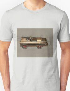 Ranch Wagon Pedal Car T-Shirt