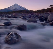 Mount Taranaki 15 by Paul Mercer