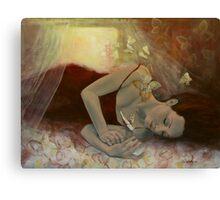 The last dream before dawn... Canvas Print