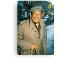 Jerry Stiller Metal Print