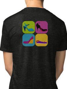 shoes, once again Tri-blend T-Shirt