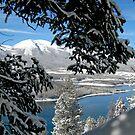 Lake Dillon in Snow by Gene  Tewksbury
