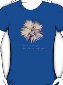 an idea T-Shirt
