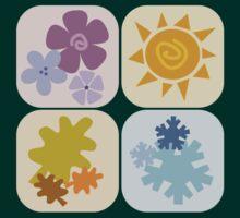 seasons, once again by sabrina card