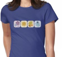 seasons Womens Fitted T-Shirt