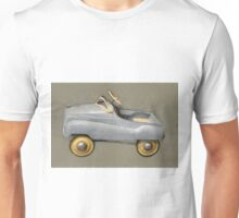 Antique Pedal Car Unisex T-Shirt
