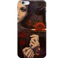 Touching the ephemeral...(2) iPhone Case/Skin