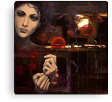 Touching the ephemeral...(2) Canvas Print