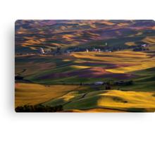 Steptoe Sunset Canvas Print