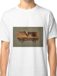 Super Sport Pedal Car Classic T-Shirt