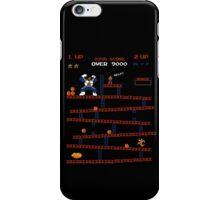 Vegeta Kong iPhone Case/Skin