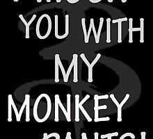 I Mock You…. by MaddyB