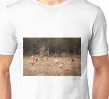 The chicken yard Unisex T-Shirt