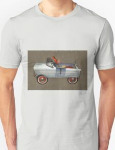 Tee Bird Pedal Car T-Shirt