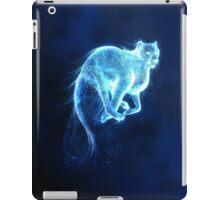 Cheetah Patronus Charm iPad Case/Skin