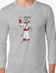 chatvant fou Long Sleeve T-Shirt